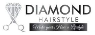 Frisør Diamond Hairstyle Rødovre Logo