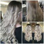 før og efter Billeder – Frisør Diamond Hairstyle